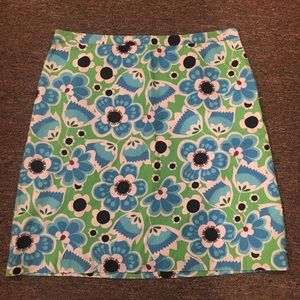 Hanna Andersson print skirt size 16